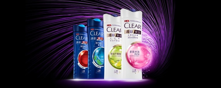 CLEAR 洗发水
