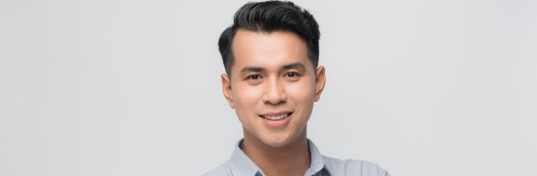 model rambut pria agar terlihat muda dan segar