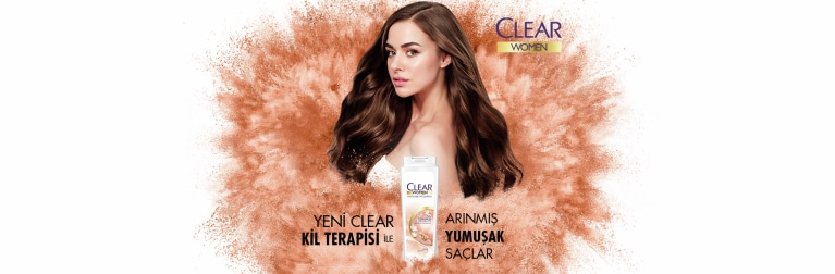 Clear Women Kil Terapisi Şampuan