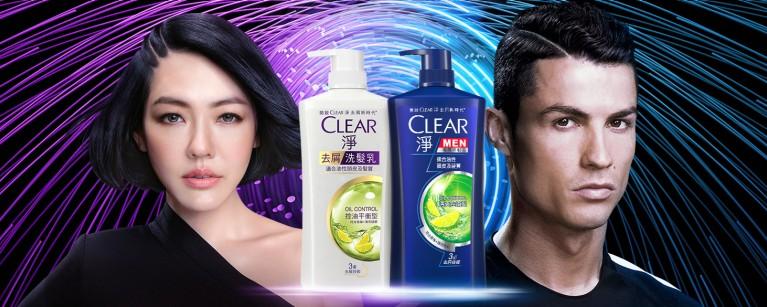 CLEAR淨 洗髮露
