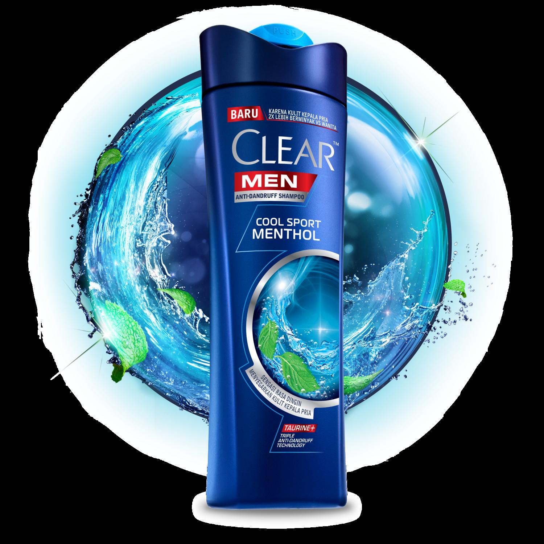 Hasil gambar untuk Clear Men