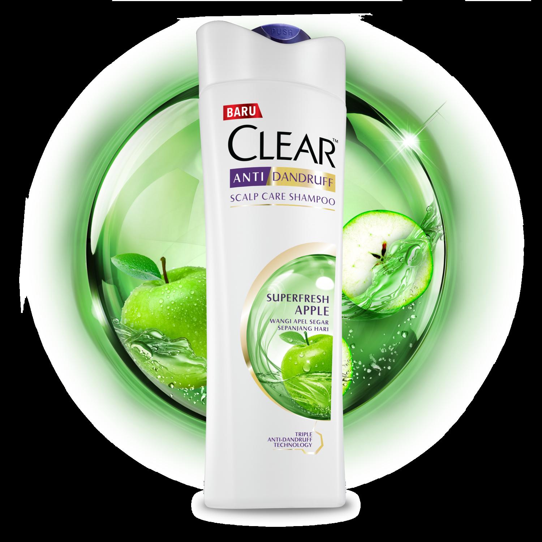 Hasil gambar untuk Shampo Clear