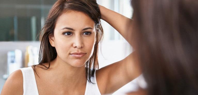 Жирные волосы: причины и решение проблемы