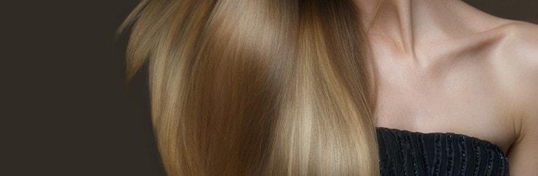 Уход после выпрямления волос