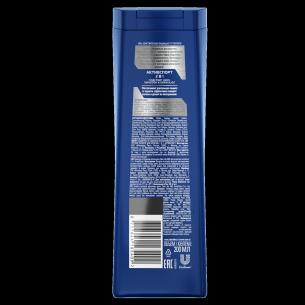 Back of shampoo pack CLEAR 2-i 1-де Activesport сусабыны және кондиционері 200мл