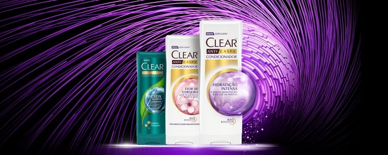 Condicionador Anticaspa Clear