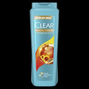 Clear Women Doğal Terapi: Nem Terapisi Şampuan