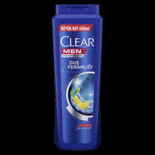Clear Men Duş Ferahlığı Şampuan