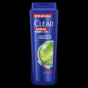 Clear Men Maksimum Ferahlık Şampuan